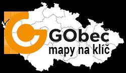 podrobné mapy obce